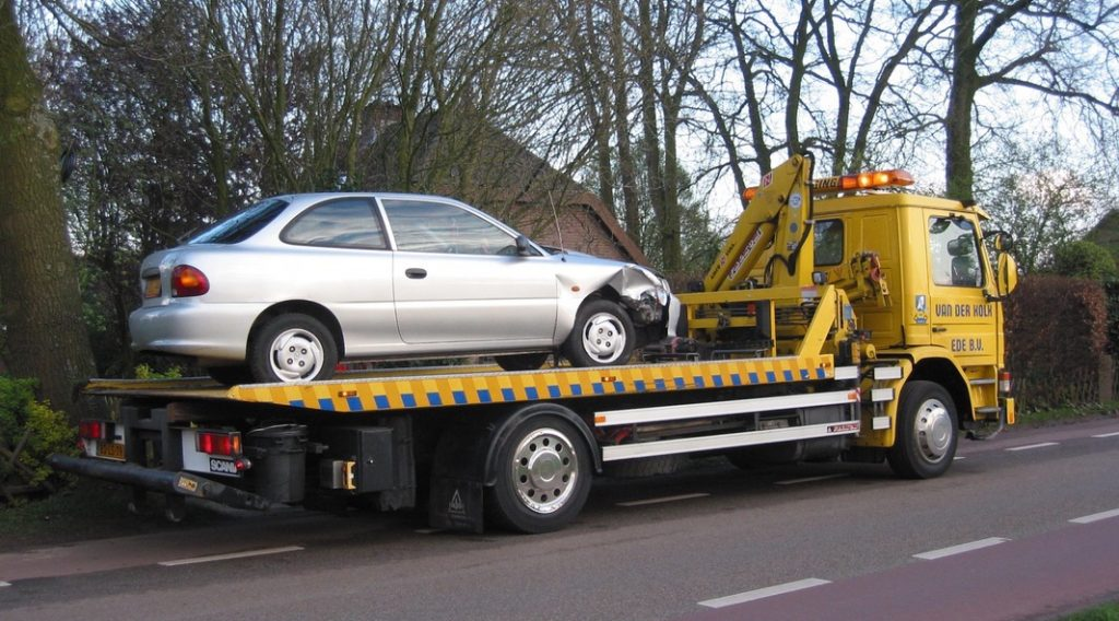 Abandoned Car Pickup | Long Island Towing Service - Call Now: 631 ...